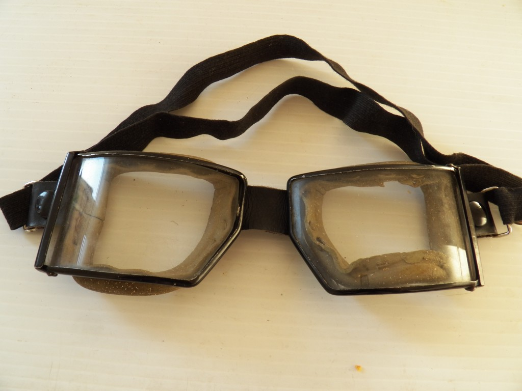 Luftwaffe Brille